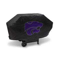 Kansas State Wildcats Deluxe Barbeque Grill Cover #KansasStateWildcats