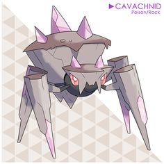 116:Cavachnid by LuisBrain on DeviantArt