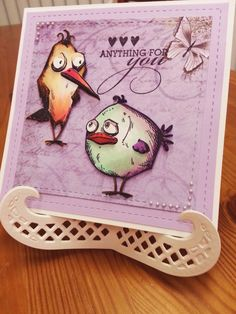 Anything for You! by bellarosa - Cards and Paper Crafts at Splitcoaststampers