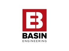 Basin Engineering Logo Redesign