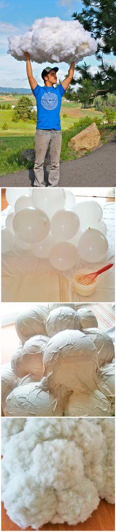 #sinterklaas #surprise #inspiratie #drukwerk #papier #creatief #wolk #ballonnen | pinned by www.drukwerkdeal.nl