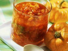 Scharfes Kürbis-Chutney ist ein Rezept mit frischen Zutaten aus der Kategorie Chutney. Probieren Sie dieses und weitere Rezepte von EAT SMARTER!