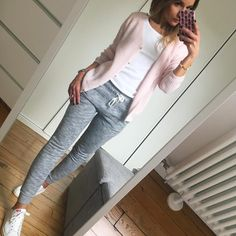 Sundays - nuzia - corpo magro в 2019 г. looks femininos, lo Casual Work Outfits, Mode Outfits, Sport Outfits, Casual Wear, Fashion Outfits, Womens Fashion, Casual Sunday Outfit, Fashion Ideas, Fashion 2018