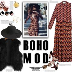 How To Wear City boho Outfit Idea 2017 - Fashion Trends Ready To Wear For Plus Size, Curvy Women Over 20, 30, 40, 50