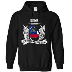 ROME - #fashion #wholesale sweatshirts. MORE ITEMS => https://www.sunfrog.com/LifeStyle/ROME-6035-Black-Hoodie.html?60505