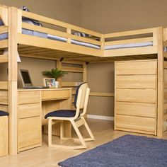 Girls bunk beds