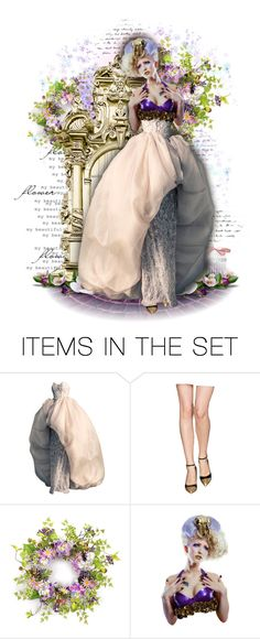"""""""💐 After women, flowers are the most divine creations 💐"""" by shay-h ❤ liked on Polyvore featuring art, doll, dolls, dollset, artexpression and dollart"""