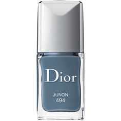 Dior Vernis Gel Shine & Long Wear Nail Lacquer ($27) ❤ liked on Polyvore featuring beauty products, nail care, nail polish, makeup, nails, beauty, beaty, junon, gel nail polish and shiny nail polish