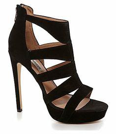 0ca50b344803 Steve Madden Spycee Platform Sandals  Dillards  matcheseverything! T Strap  Sandals