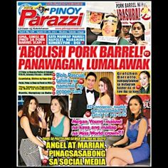 Pinoy Parazzi Vol 6 Issue 106 August 23 – 25, 2013 http://www.pinoyparazzi.com/pinoy-parazzi-vol-6-issue-106-august-23-25-2013/