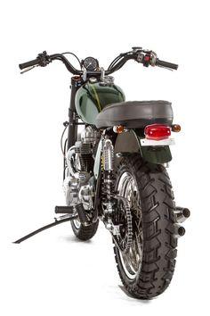 Deus Ex Machina #custom #motorcycle #eatsleepride app.eatsleepride.com