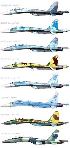 Su-35 Flanker B