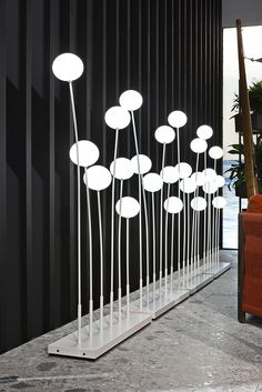 PRATO FIORITO LIGHT - Designer Outdoor floor lights from Exteta ✓ all information ✓ high-resolution images ✓ CADs ✓ catalogues ✓ contact. Outdoor Floor Lamps, Outdoor Flooring, Outdoor Lighting, Lighting Concepts, Lighting Design, Lighting System, Cafe Interior, Home Interior Design, Wedding Stage Design