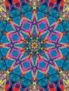 Mandala Design, Mandala Pattern, Mandala Art, Zentangle, Trippy Gif, Psychedelic Art, Fractal Art, Texture, Sacred Geometry