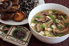 Authentic, restaurant-style Chinese Hot and Sour Soup. daringgourmet.com