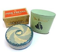 A Selection of Tins