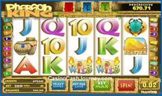 Pharaoh King is a 5-reel, 20 payline, Betsoft Gaming Progressive Video Slot machine with a Progressive jackpot. More this way http://www.casinocashjourney.com/slots/betsoft/pharaoh-king.htm
