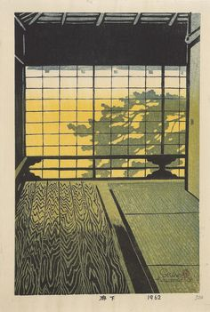 Shiro Kasamatsu - Roca, 1962