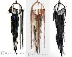 Love love love these dreamcatchers from electriclovenyc by Hitomi Matarese and Charlie Walker Bohemian Living, Beautiful Dream, Diesel, Electric, Dream Catchers, Love, Diesel Fuel, Amor, Dreamcatchers