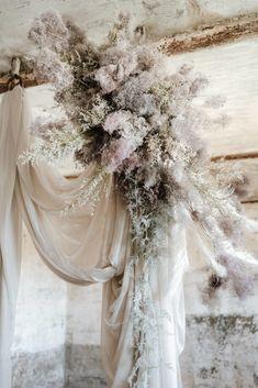 Ethereal Sculptures - The Lane Ethereal Wedding Dress, Wedding Dresses, Flower Installation, Boho Bride, Princess Wedding, Romantic Weddings, Floral Arrangements, Flower Arrangement, Wedding Designs