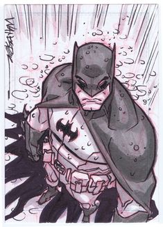 The Bat Man by jeffwamester on deviantART