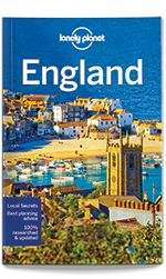 England travel guide - 9th edition by Lonely Planet