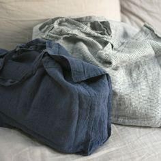 Sac tout simple | linen and milk
