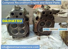 Daihatsu Marine Engine Spare Parts | Reviewmotors co