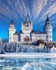 Beautiful Fantasy Castle 2