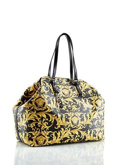 672958523f Versace Heritage Barocco Tote for Women