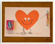 Skip to my Lou...really great Valentine ideas!