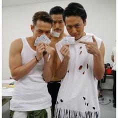 Imaichi Ryuji & Yamashita Kenjiro & Naoki