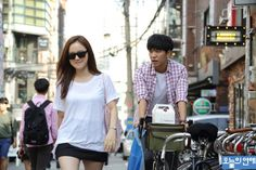 Love Forecast (오늘의 ì—°ì• ) Korean - Movie - Picture Love Forecast, Moon Chae Won, Korean People, Korean Star, Korean Drama, Thats Not My, Film, Couples, Movies