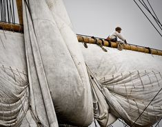 paul2francis:  Strong Cloth for Sail by ~Thewinator