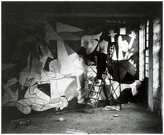 Guernica, Picasso.
