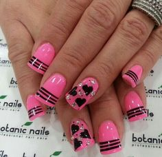 #heart #nailart