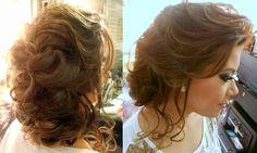 Penteado para madrinhas