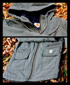 Carhartt jacket from Crafted in Carhartt