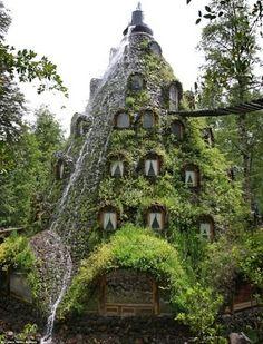Magic Mountain Lodge, Chile