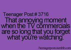Annoying Moment