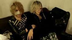 The GazettE WORLD TOUR13 DOCUMENTARY Reita y Ruki