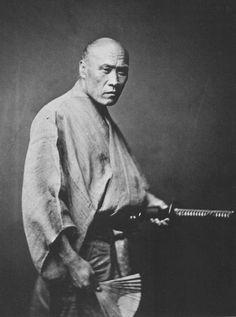 Late Edo samurai