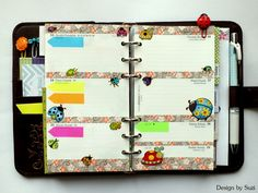The week nr. 16 - ladybugs are everywhere  #planner