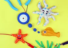 A DIY electro dough kit has kids creating and bringing sculptures to life with light and sound. | 26 Incredibly Cool Gifts Your Kids Haven't Gotten Yet
