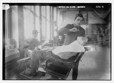 The Bowery Boys:  New York City History: Close shave: A century ago, barbers riot through N...