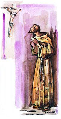 Dia a Dia Franciscano.: FRANCESCO, O FILHO DE PIETRO BERNARDONE, CONTINUA ...