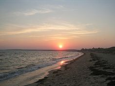 Hardings Beach located in Chatham, Cape Cod, Massachusetts