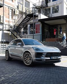 2018 New Porsche Macan Porsche Suv, Porsche Macan Turbo, New Porsche, Vintage Porsche, S Car, Kit Cars, Future Car, Dream Garage, Amazing Cars