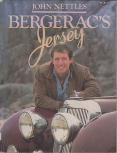 """""""Bergerac's Jersey"""" av John Nettles John Nettles, Fantasy Books, Films, Movies, Cops, Detective, My Books, Tv, Reading"""