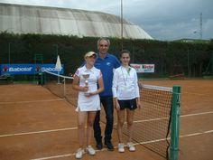 Foto della premiazione delle varie categorie del torneo kinder 2013